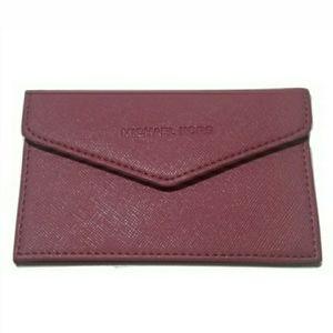 🆕️Michael Kors Card Holder Case